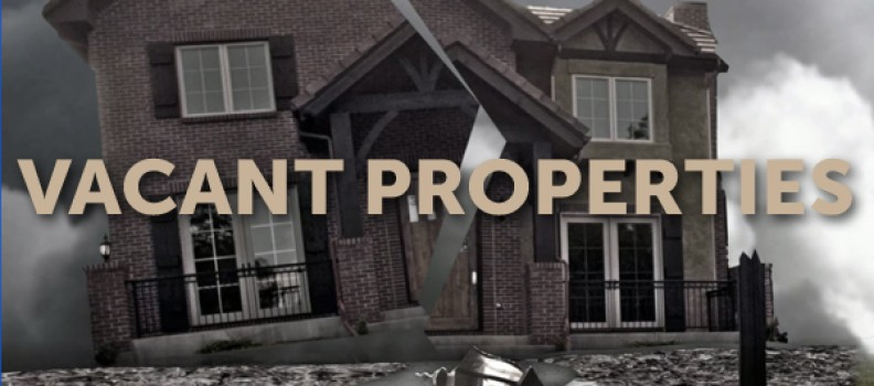Why Is My Property Vacant?